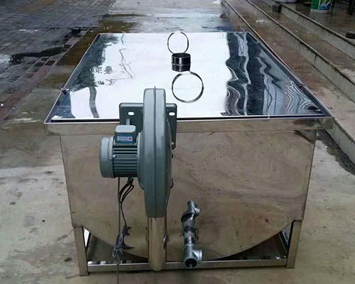 长方形蒸饭冷却一体机