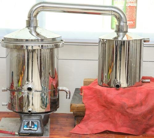 简易多功能酿酒设备