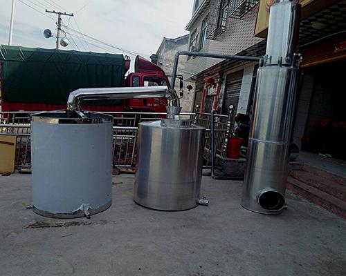 带备水节能装置酿酒设备