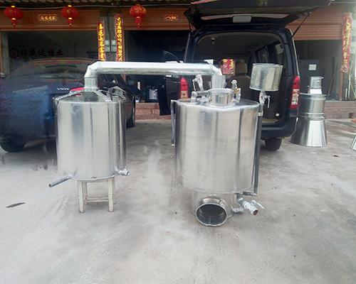 组合式的酿酒设备