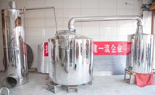 蒸汽加热酿酒设备